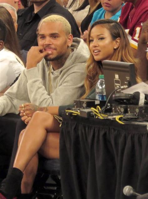 history  chris brown  karrueche trans