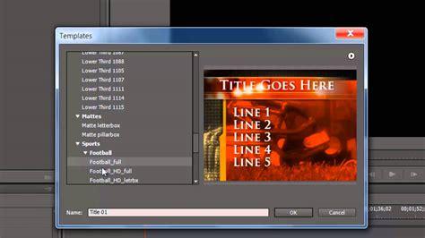 Free Premiere Pro Templates by Free Adobe Premiere Templates Microsoft Powerpoint Templates