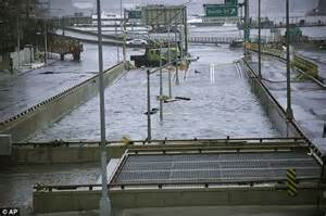 battery parking garage nyc new data shows flooding could overtake new york city in
