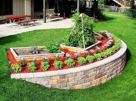 garden retaining wall options best retaining wall ideas tips home designs insight