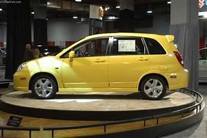 2003 Suzuki Aerio Pictures  History  Value  Research  News