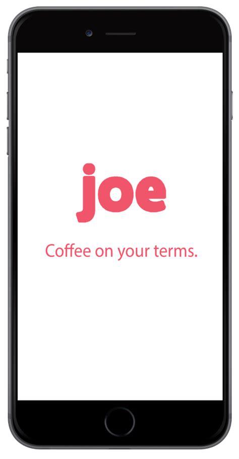 Sometimes you need your coffee quick. Client Project - Joe Coffee | Julia Wayne