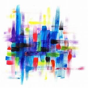 Abstrakte Bilder Acryl : abstrakte acryl farben stockfoto colourbox ~ Whattoseeinmadrid.com Haus und Dekorationen