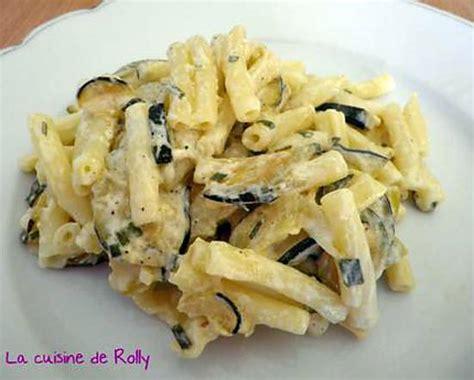 pates aux courgettes ail recette de p 226 tes aux courgettes sauce 224 l ail et citron
