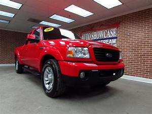 2008 Ford Ranger Sport 4x4 5 Speed Manual Super Clean Low