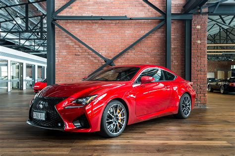 lexus rcf coupe richmonds classic  prestige