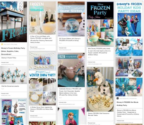 disney frozen crafts fun food ideas