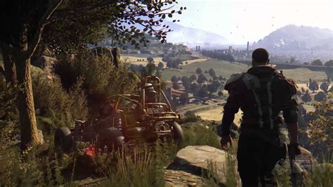 Dying Light Review by Dying Light The Following Review Geoliede Killing