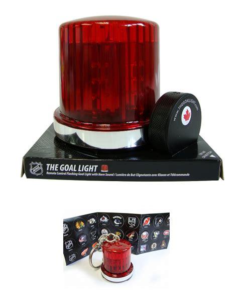 Nhl Goal Light by Nhl Canadian Teams Hockey Goal Light Keychain Goal Light