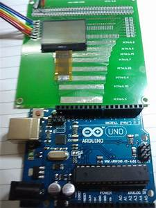 How To Use This 128x64 Graphic Lcd By Arduino Uno