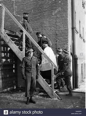 image result  hanging irma grese execution