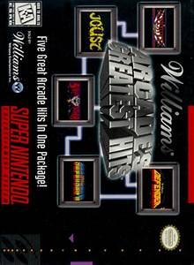 Williams Arcade's Greatest Hits | Retro Game Cases