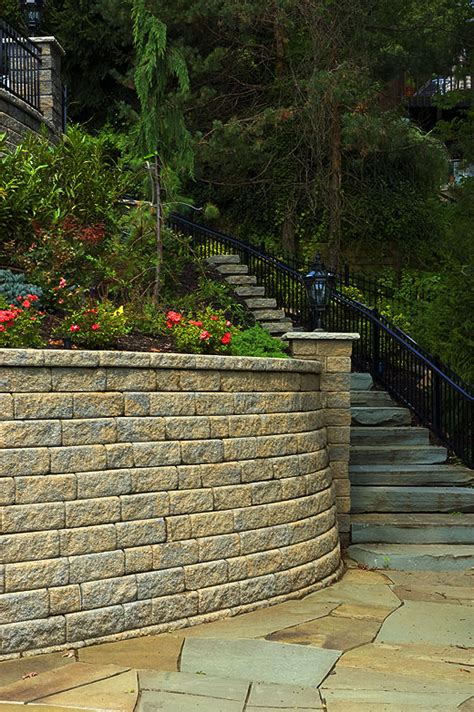Standard Tile Supply Co Totowa Nj by El Congdon Amp Sons Lumber Co Retaining Walls