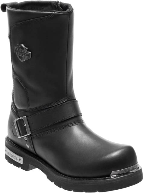 safest motorcycle boots new harley davidson fall riding footwear collection