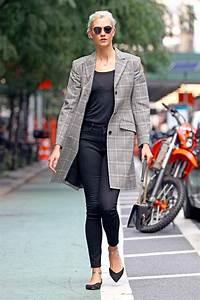 Blazer de cuadros 10 looks para llevarla con mucho estilo - InStyle