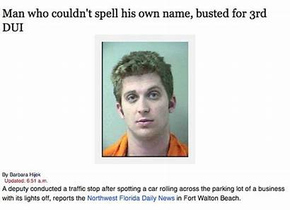 Florida Headlines Crazy Craziest Stories Dui Mandatory