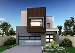 Narrow House Facade Narrow Home Designs Sydney The Best Narrow Block Home Builders