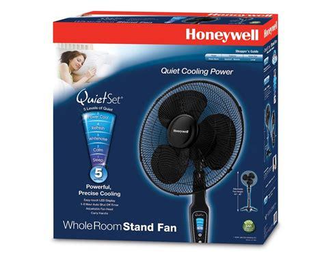 honeywell 16 inch fan the honeywell hs 1655 quietset 16 quot stand fan black