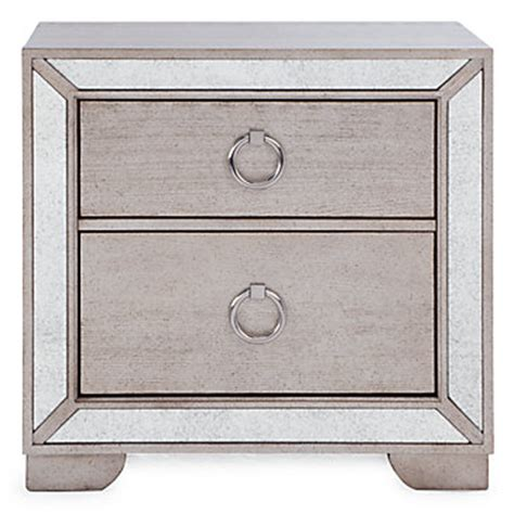 z gallerie omni dresser 2 drawer nightstand omni bedroom inspiration