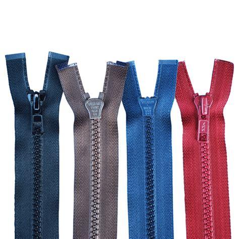 frankford leather company  vislon zipper