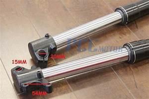 30 U0026quot  Fork Suspension For Disc Brake Upgrade Aftermarket Dirt Pit Bike Fk05s