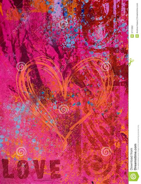 Artwork Background by Artwork Background Love Stock Photography Image 3711882