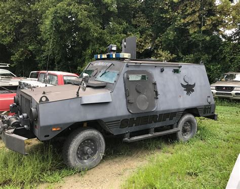 New armored vehicle for sheriff's office put on hold by ...