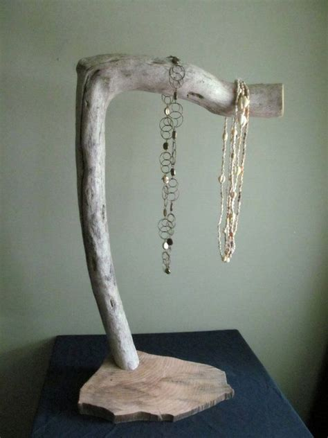 Extra Large Driftwood Necklace Display Driftwood Boutique