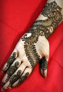 Dulhan mehndi designs - Indian Fashion