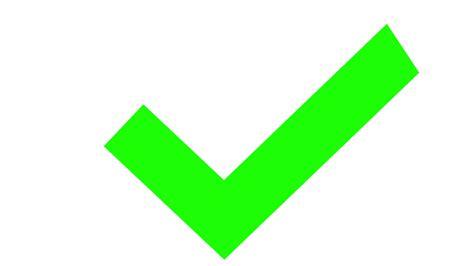 Green Tick Png Hd Transparent Green Tick Hd.png Images
