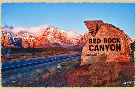 range bureau rock national conservation area nv