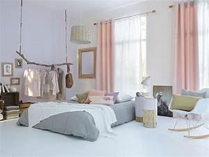 decoration scandinave les 10 accessoires pour une With affiche chambre bébé avec fleur d appartement blanche