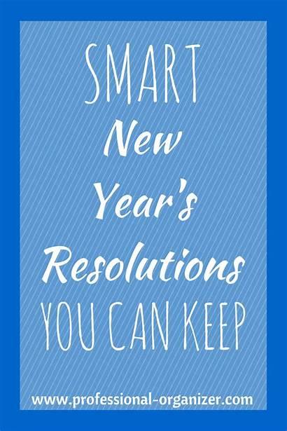 Smart Keep Resolutions Professional