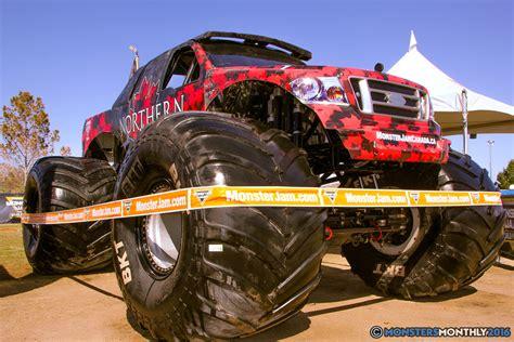 monster jam truck list monster jam world finals pit party monsters monthly