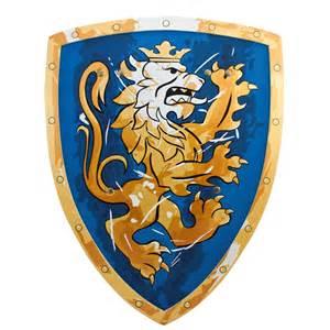 holzspielzeug küche ritter schild mit löwe blau gold liontouch günstig bei yovivo lifestyle shopping kaufen