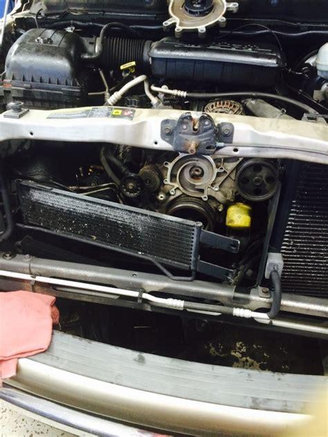 dodge ram  engine work coveys auto repair