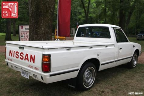 The Most Well Preserved Datsun 720 Pickup, Ever