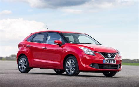 New Suzuki by Baleno Suzuki S All New Hatchback For A New Era