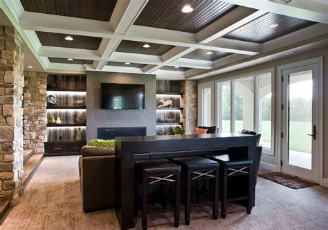 33 Exceptional Walkout Basement Ideas You Will Love