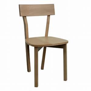 Chaise Bois Vintage : chaise vintage hetre massif ets carayon ~ Teatrodelosmanantiales.com Idées de Décoration