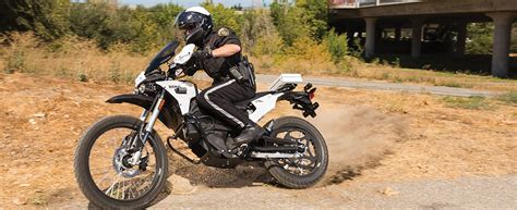 Zero Motorcycles Police / Security Specs