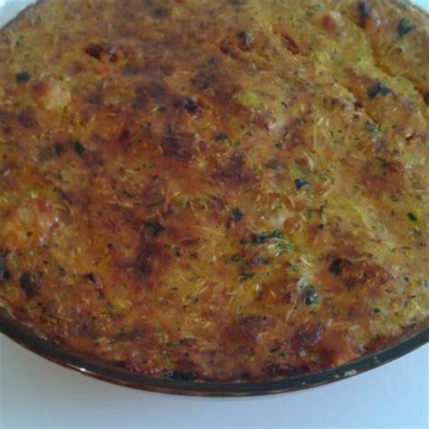 tarte courgettes comt 233 et chorizo sans p 226 te cooking chef