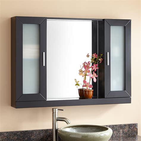 bathroom mirror cabinet 40 quot winneston medicine cabinet bathroom