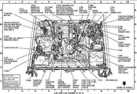1988 Ford F 150 Engine Vacuum Diagram by Oxygen Sensor Problem Page 2 Ford F150 Forum