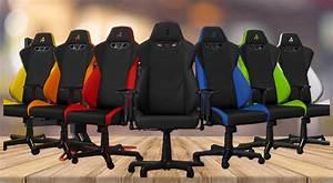 Merax Gaming Stuhl : gaming stuhl vergleich ratgeber die besten auf einen blick ~ Buech-reservation.com Haus und Dekorationen