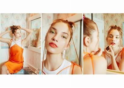 Prom Virtual Choi Moon Santa Hairstyles Makeup