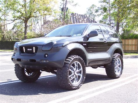 2001 Isuzu Vehicross by Tenman 2001 Isuzu Vehicross Specs Photos Modification