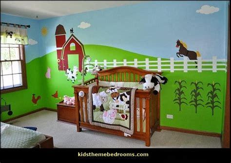 Kinderzimmer Wandgestaltung Bauernhof by Decorating Theme Bedrooms Maries Manor February 2014