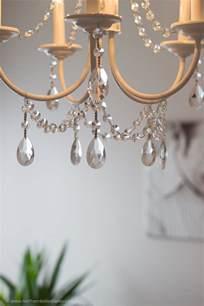 tropical bathroom ideas diy chandelier easy tutorial