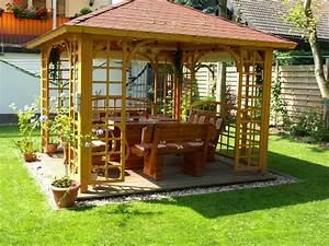 Pavillon Für Garten : ferienwohnungen h user mengelberg garten pavillon sauna ~ A.2002-acura-tl-radio.info Haus und Dekorationen